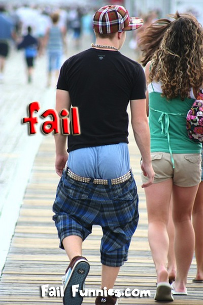 Whats your opinion on sagging pants?